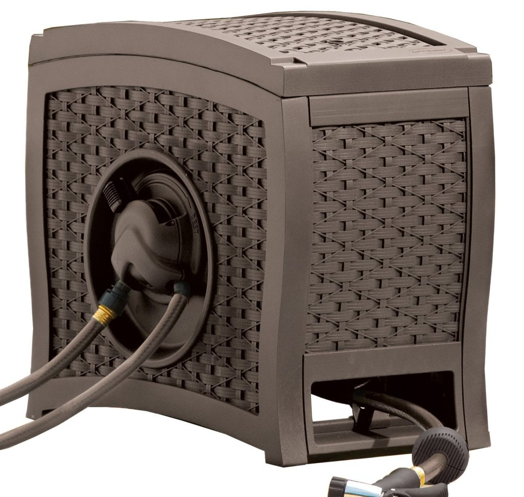 Suncast Aquawinder® 125-Foot Capacity Hose Reel
