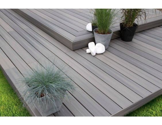 Composite Decking. Source: Pinterest