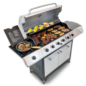 A Contender For the Best Gas Grill Under $500