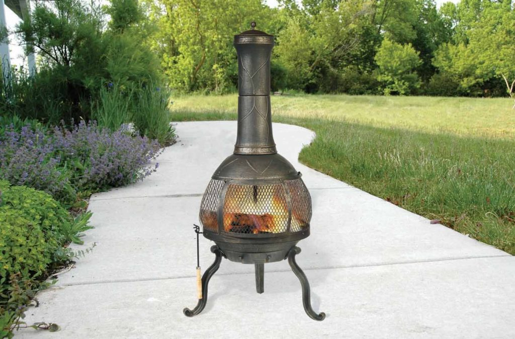 The best chiminea to buy chiminea reviews chimeneas too for Where to buy outdoor fireplace
