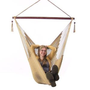 A Contender for the Best Hanging Chair!