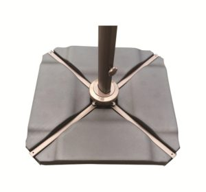 Abba Patio Four Piece Cantilever Umbrella Base