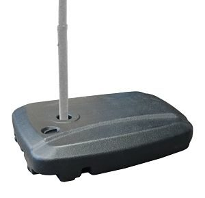 EasyGoProducts Offset Umbrella Base Weight: The Best Cantilever Umbrella  Base