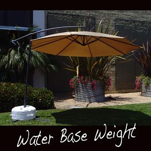 Offset Umbrella Base Stand Weight