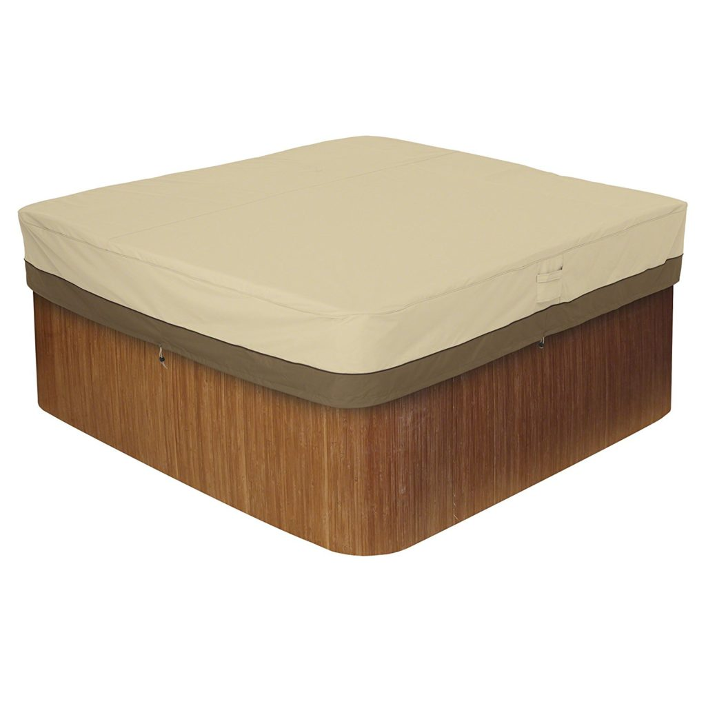 Classic Accessories Veranda Hot Tub Cover