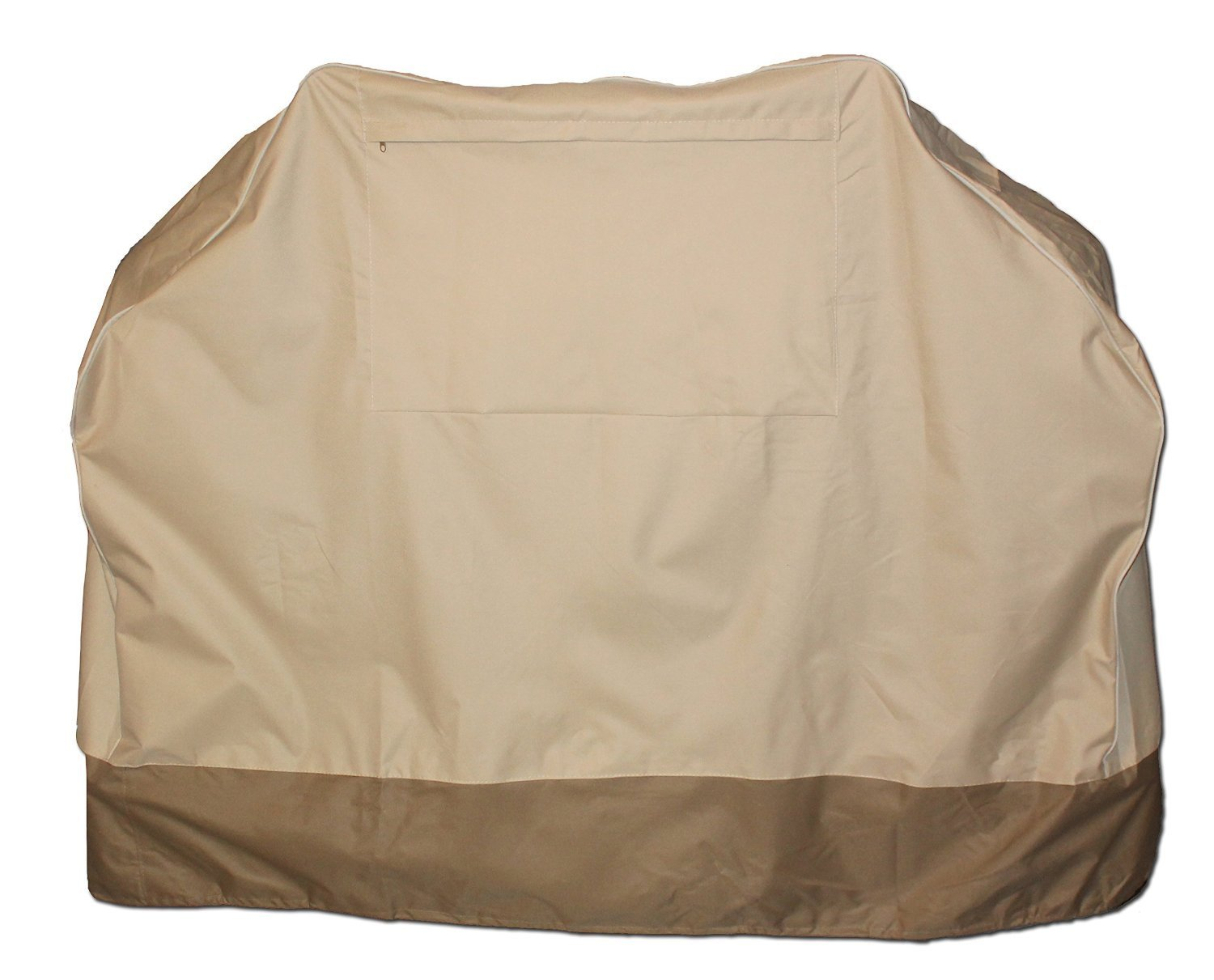 XL Cabana-Style Two Tone Waterproof BBQ Grill Cover