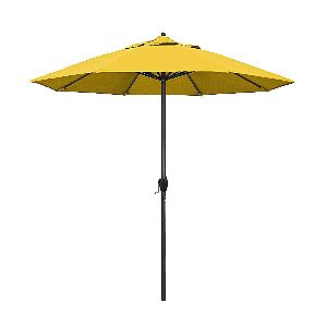 California Umbrella 9ft Round Aluminum Market Umbrella