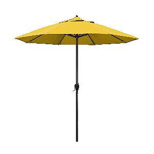 California Umbrella 9ft Round Aluminum Market Umbrella