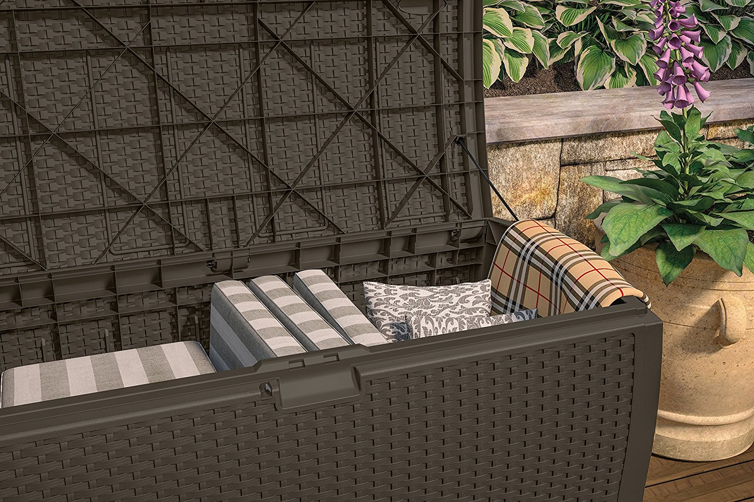 The Best Deck Boxes For All Your Outdoor Storage Needs