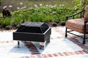 Wood Burning Fire Pit by Fire Sense