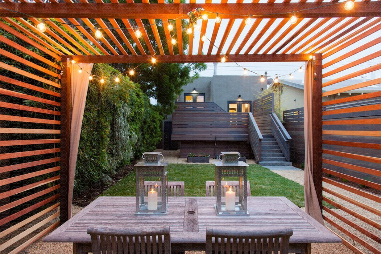 One of the Best String Lights for Patio