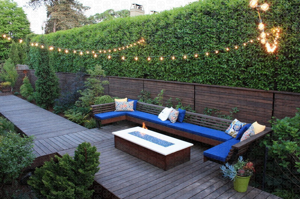 Outdoor Patio Garden Lights