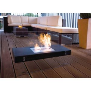 A Couple of Bio-Ethanol Fireplaces.
