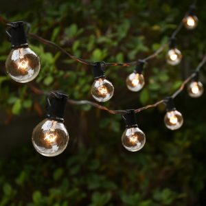 Lampat Outdoor String Lights