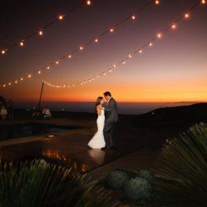 Wedding String Lights by Festive Patio Lights