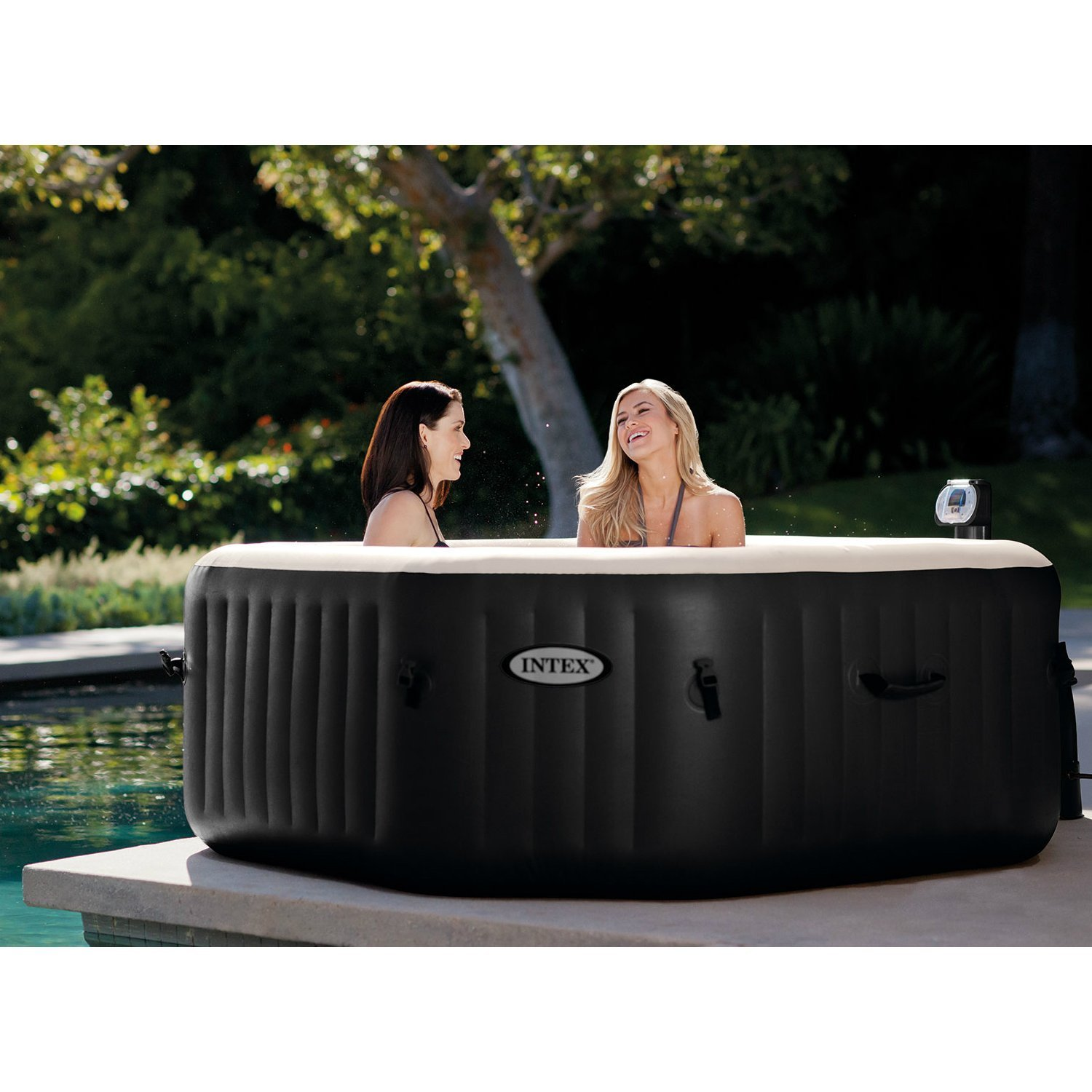 Intex Purespa Jet Massage A Luxury Spa Experience For The Masses