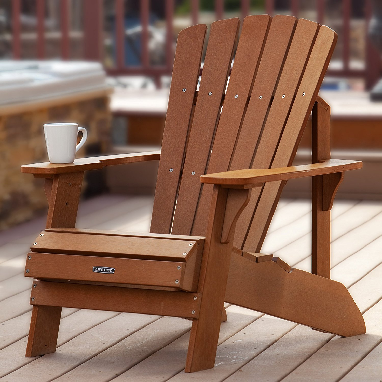 Poly Resin Adirondack Chairs. Reviews And Buyer's Guide