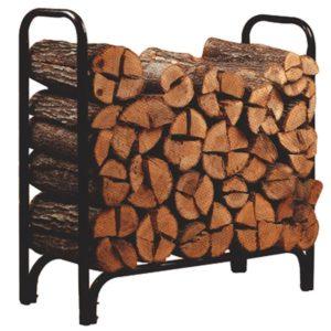Panacea Delux 4' Firewood Rack