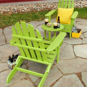 the best adirondack chairs the polywood folding adirondack chair - Polywood Adirondack Chairs
