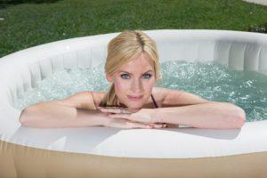 SaluSpa Palm Springs Inflatable Hot Tub