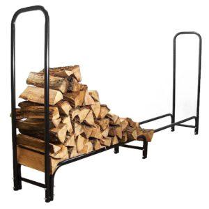 Sunnydaze Firewood Log Rack