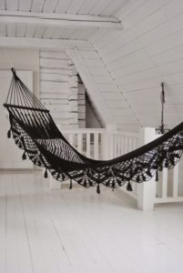 Bed Style Hammock. Source: Pinterest
