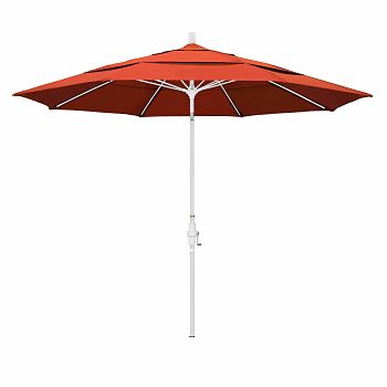 California Umbrella 11ft Fiberglass Rib Umbrella