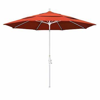 California Umbrella 11ft Fiberglass Rib Umbrella