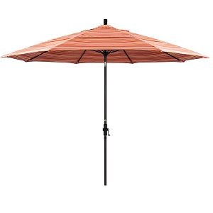 California Umbrella 11ft Sunbrella Umbrella