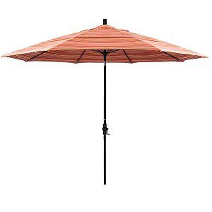 California Umbrella 11ft Sunbrella Umbrella