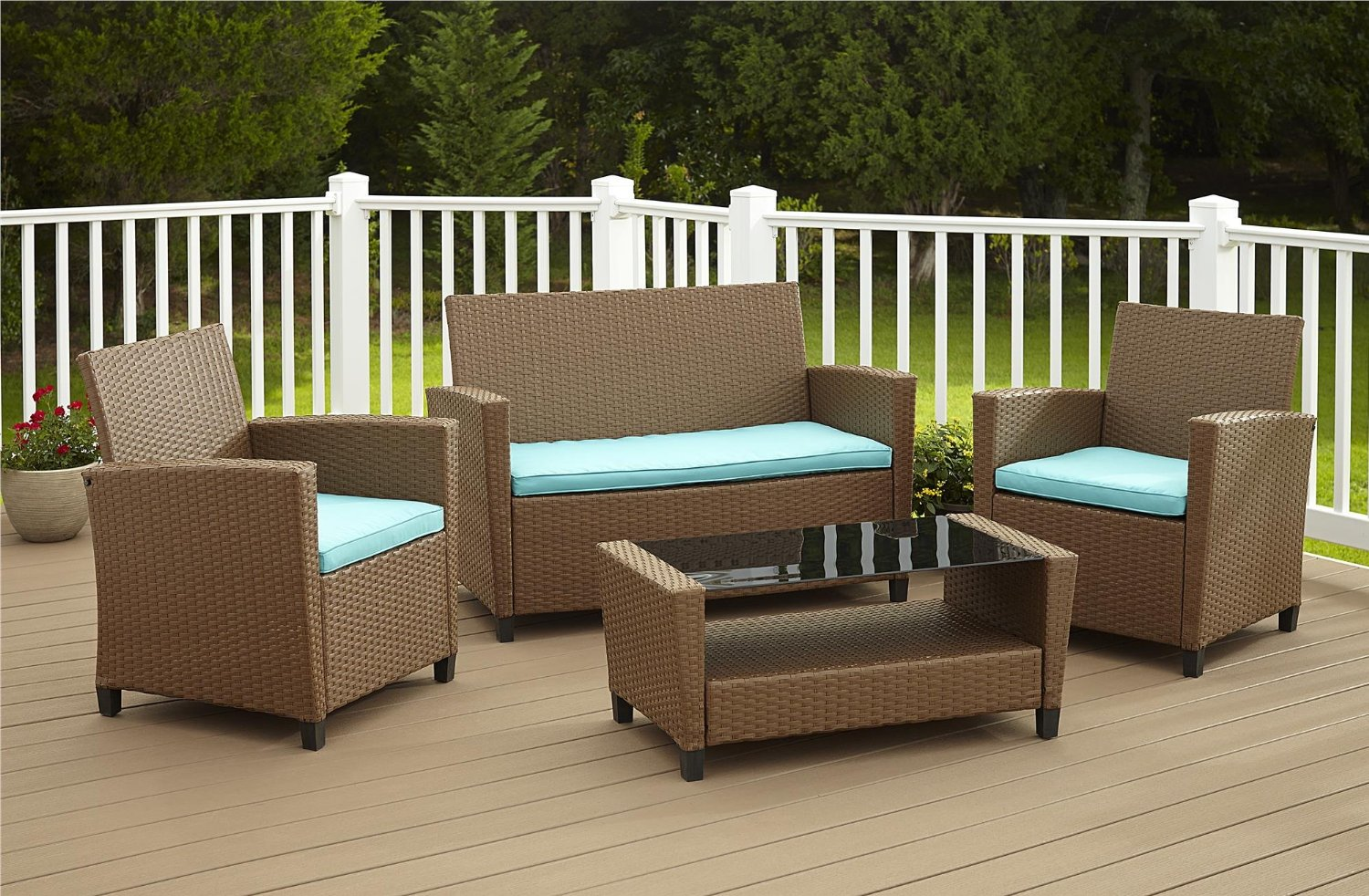 Best Wicker Patio Furniture Sets Under 1000 Resin Outsidemodern