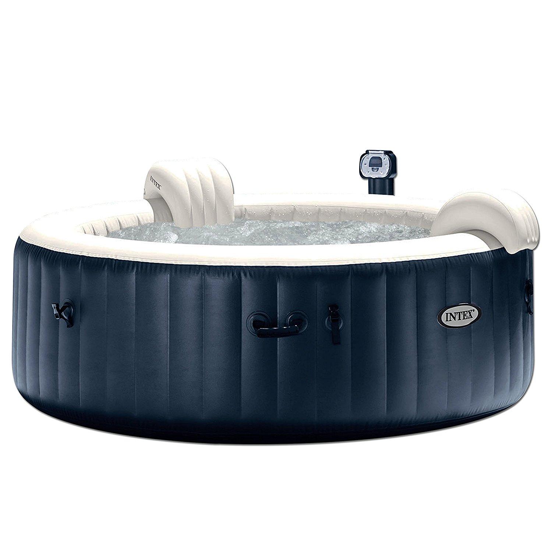Intex Portable 6 Person Hot Tub
