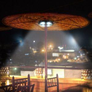 Top Five Best Umbrella Lights. Patio Umbrella Light - OutsideModern
