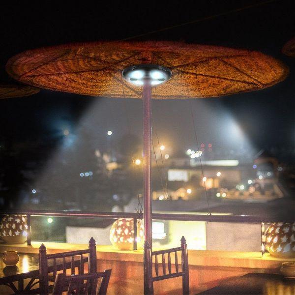 Best Umbrella Lights  5 Top Patio Umbrella Lights