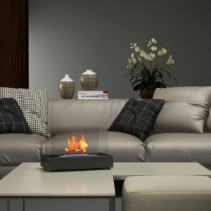 A Contender For the Best Tabletop Ventless Fireplace