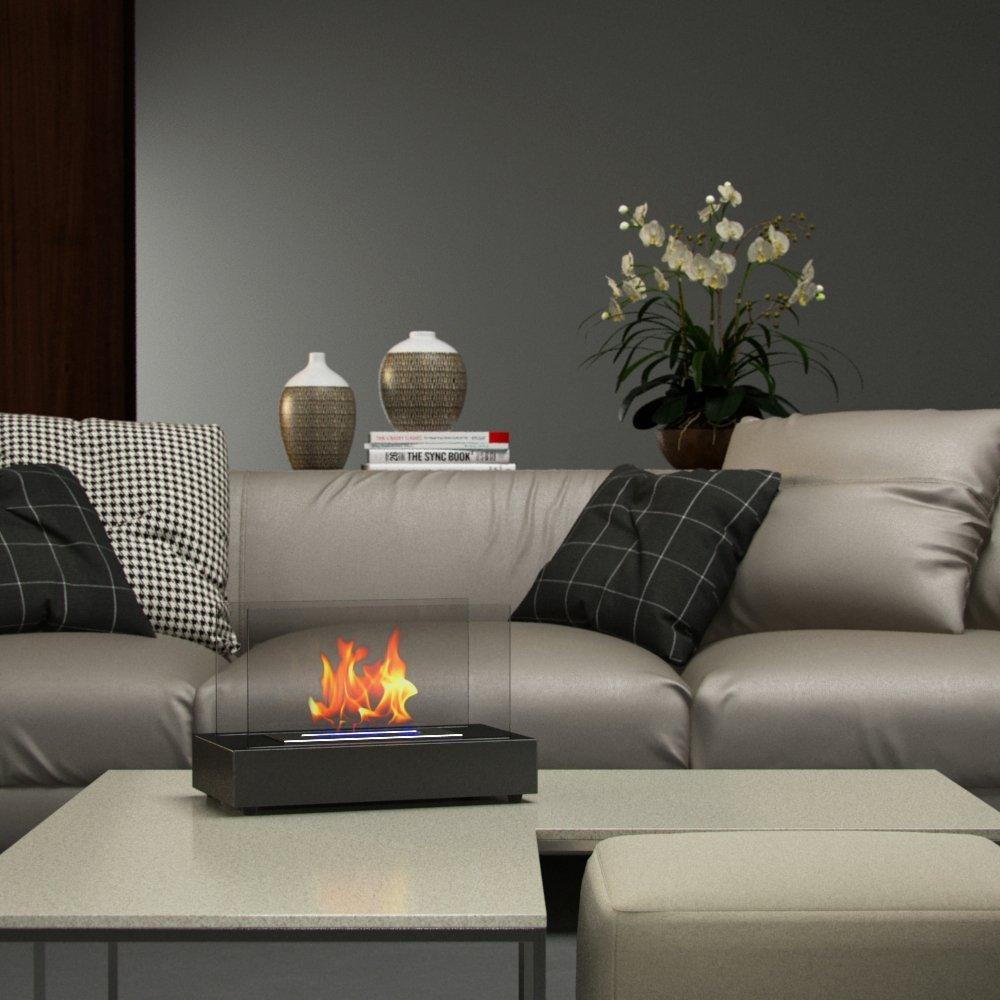 Best Tabletop Ethanol Fireplace. Ventless Fireplace Reviews   OutsideModern