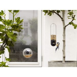 Window Mount and Tube Feeders by Eva Solo