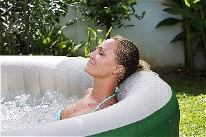 Relaxation in a Coleman LayZSpa