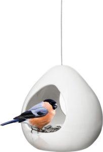 How to Hang a Bird Feeder. Bird Feeder by Sagaform