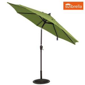 sundale outdoor 9 ft sunbrella patio umbrella