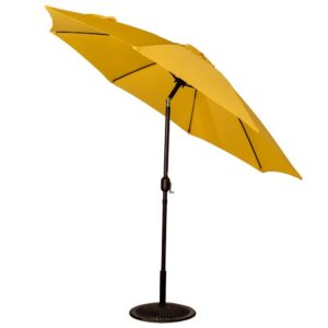 Sundale 9' Umbrella. Top Choice Best Wind Resistant Fiberglass Rib Patio Umbrellas