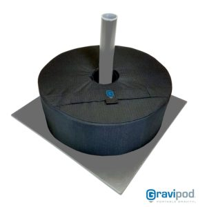 umbrella weight bag - Patio Umbrella Base