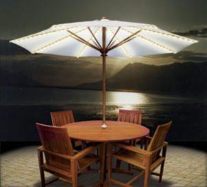 Umbrella Strand Lights