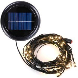 Yescom 40 LED Solar String Light