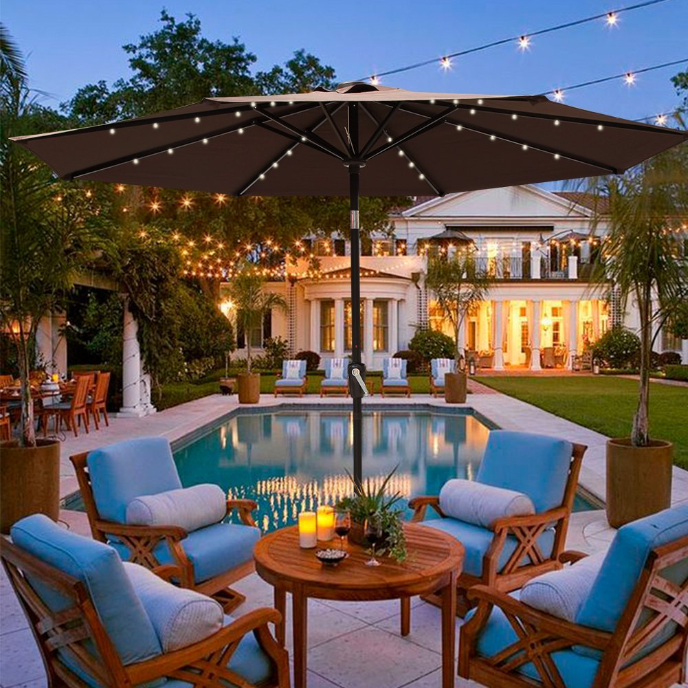 Patio Umbrella Material Replacement: Replacement Umbrella Canopy: How To Guide