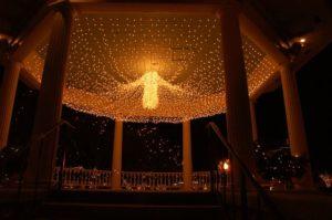 Gazebo Lights. Source: ruralseguindailyphoto