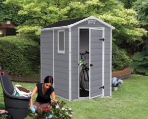 Keter Manor 4x6 Shed