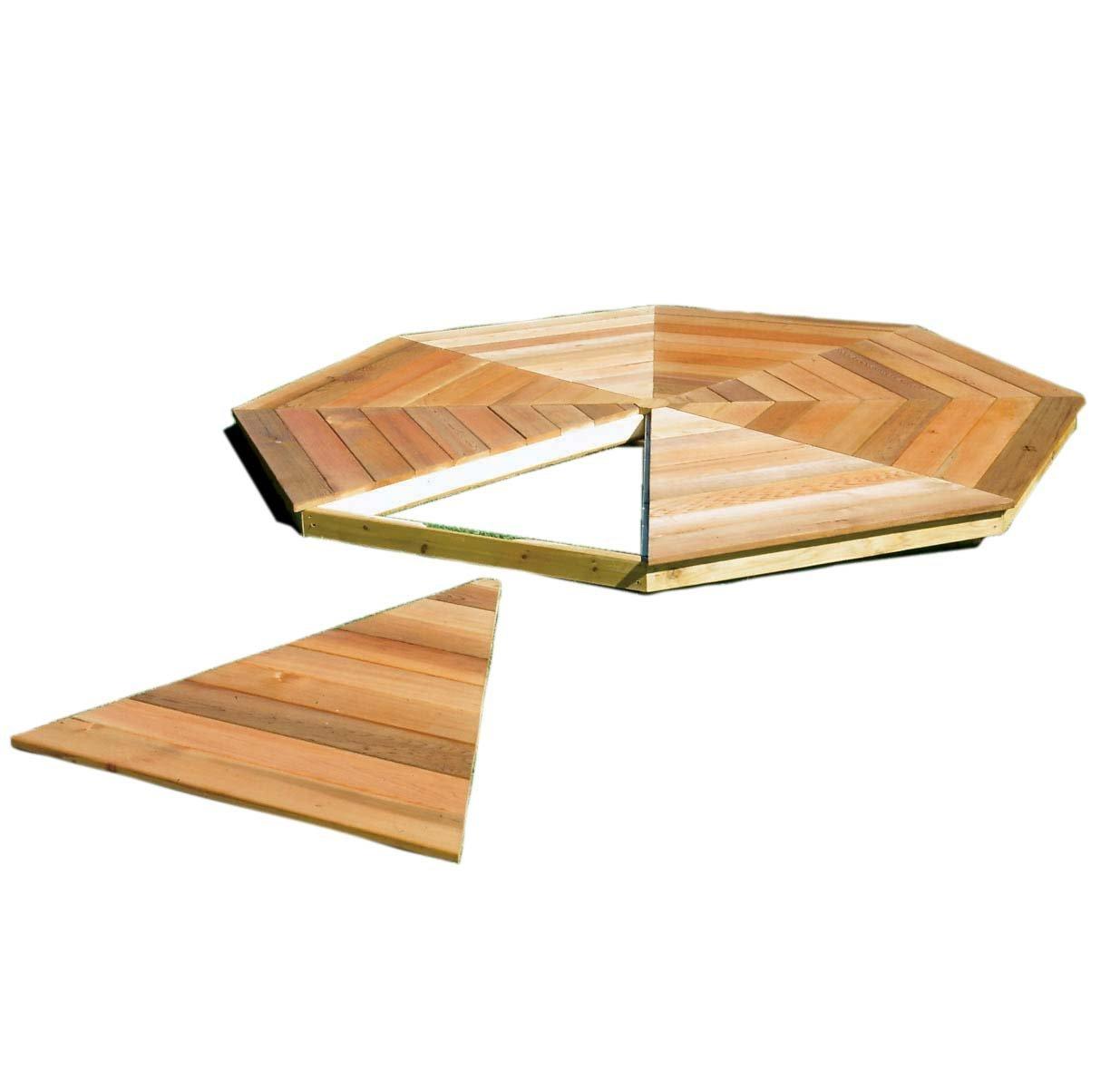 Monterey 10' x 14' Gazebo Flooring Kit