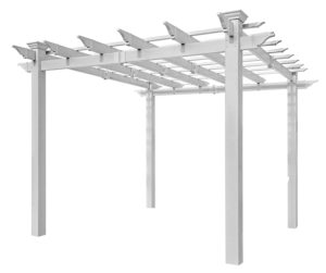New England Arbors Mirage Pergola