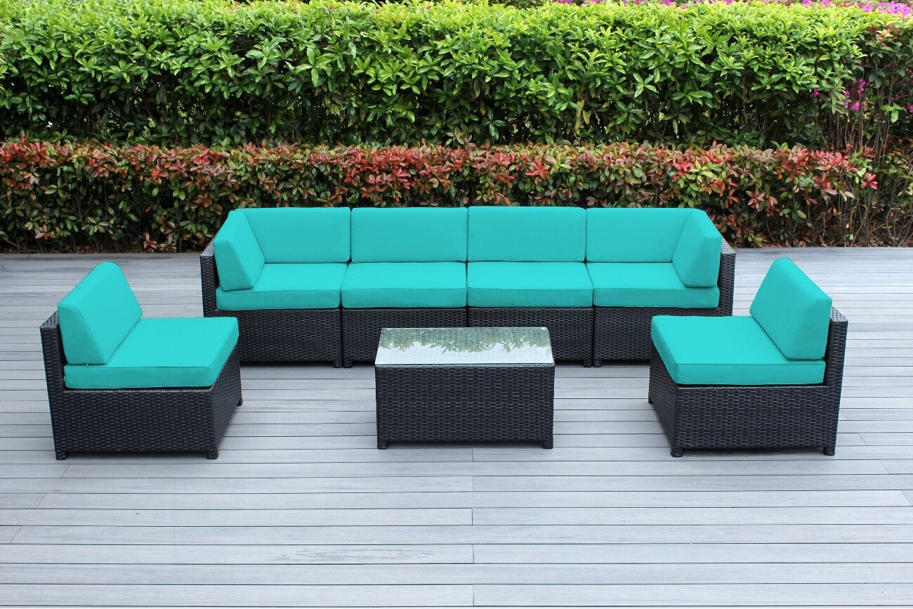 Ohana Mezzo Patio Furniture Set. Up to 57% off in Winter!